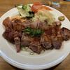 Yasuhara - 料理写真:デイリーランチのサーロインステーキ(オージービーフ)