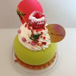パティスリーAill - 美しいケーキ♪