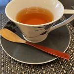ステーキハウス みなみ - 紅茶
