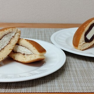 志ち乃 - 料理写真:ティラミスどら、バタどら