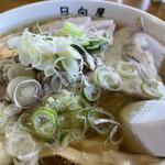 147619729 - チャーシュー麺(アップ)