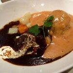 巻葉亭 - 一皿で二度美味しい!