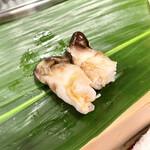 すし屋の勘六 - トリ貝