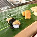 すし屋の勘六 - ホッキ貝