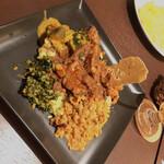 マータラ - 料理写真: