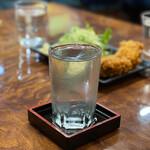 永楽食堂 - ドリンク写真: