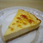 レア・キューブ - 料理写真:ベイクドプレーン~☆