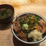 夜ノ焼魚 ちょーちょむすび - 料理写真:
