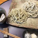 敬蔵 - 料理写真:合盛りそば