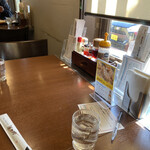 浜太郎 - テーブル席
