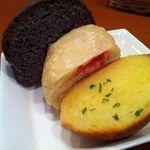 ヨシズハイ - 日替わり、自家製パン