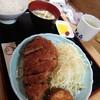 とん喜 - 料理写真:ロースカツ定食
