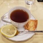 スコット(新館) - 紅茶
