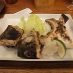 居酒屋 入舟 - ハマチの焼き物(得々セット)