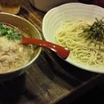 14766498 - 相方の伊予路つけ麺、麺は1玉