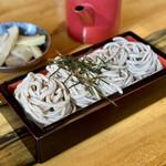 浅間坂 木庵 - お蕎麦
