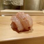 147664204 - 北海道江差町のしまえび 白酢                         しまえびは、海のルビーですからね、そりゃもう堪りませんその美味しさは!!                         ねっとりとしてなんて甘いのですか〜、そう叫びたくなります♪