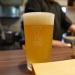 147664653 - 生ビールは地ビール