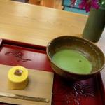 九重園 - お抹茶セット