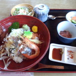 14767464 - 小田原丼!豪華でおいしいです( ´艸`)
