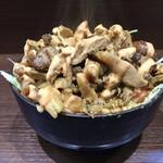 カマルファーストフードアンドバー - 料理写真:チキンケバブ丼 レギュラーサイズ