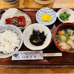 丸子亭 - 駿河(1,580円)