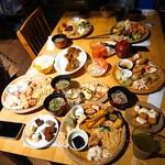 バイキングレストラン 農  -