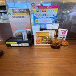 カレーハウス CoCo壱番屋 - 料理写真:カウンター上