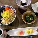 郷土料理 まきば - 料理写真:(郷土料理)くさぎなかけ飯老若男女問わず大人気