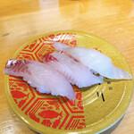金沢回転寿司 輝らり - 見分けつかない。