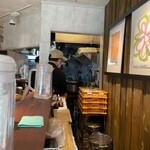 麺屋 ねむ瑠 - 厨房