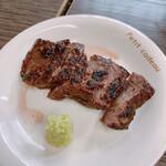 ごっつり - 牛ハラミステーキ 450円