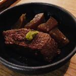 147689499 - 牛肉と大根のバーボン煮 650円