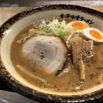 金澤味噌ラーメン 神仙 - コクのある味噌味