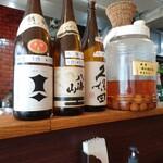 喰いもの屋おおき - 日本酒呑めます。梅酒も気になる。