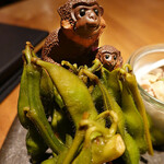 Kuronekoyoru - 枝豆の老酒漬け