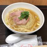 麺処まるは RISE - 貝出汁醤油ラーメン900円