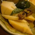 1477079 - 付出(筍、蕨、わかめの煮しめ)