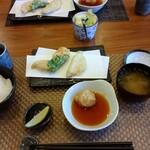 天ぷら 周平 - 料理写真: