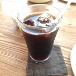 chouchou - アイスコーヒー  ケーキにプラス250円
