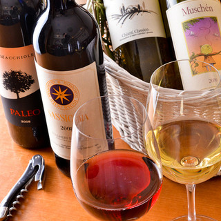 イタリアワインにこだわり抜粋してます