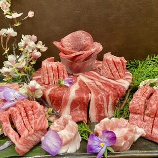春限定商品「肉桜」6800円(税込)