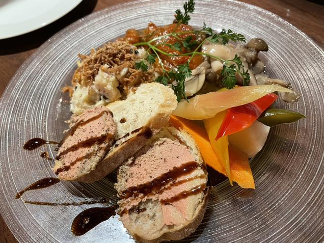 サルテリア デイジーの料理の写真