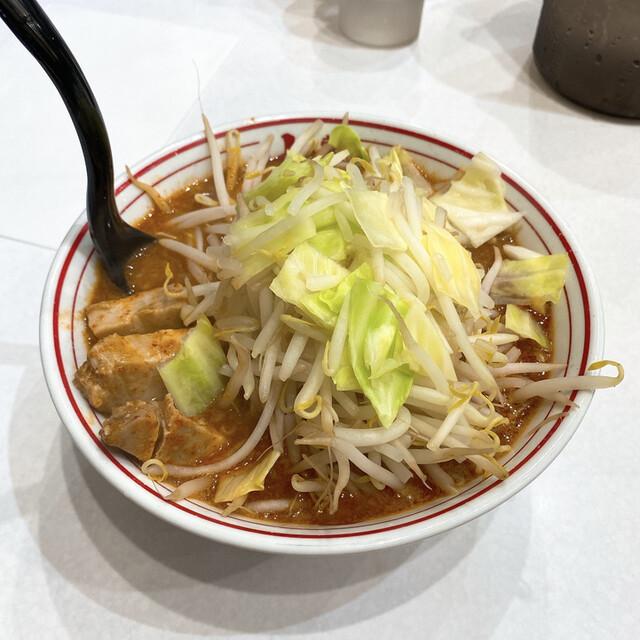 蒙古 タンメン 中 本