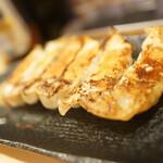 札幌らーめん 一門  - 餃子