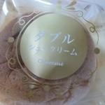 シャトレーゼ - 2012.09 ダブルシュー 105円