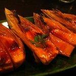 さかなの寄り処 てとら - 料理写真:焼きタケノコ