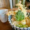 Teutiudonnijiya - 料理写真:天ぷらぶっかけ