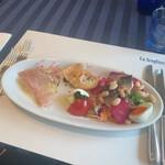 147727617 - マエストラーレ(北西の風)コース ¥2,500税込                         前菜の盛り合わせ