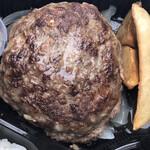 肉山 - 手ごねハンバーグ